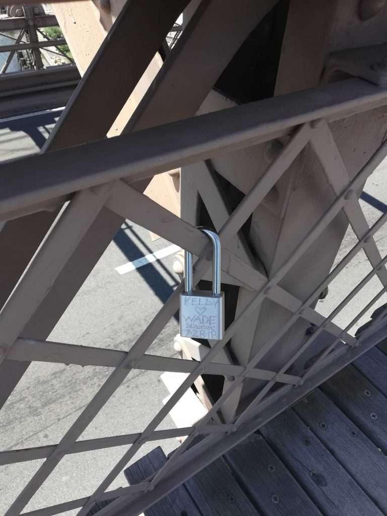 nyc moments brooklyn bridge kelly wade lock
