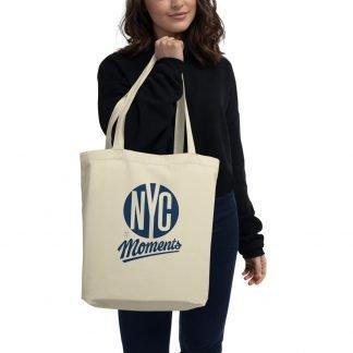 NYC Moments reusable tote bag