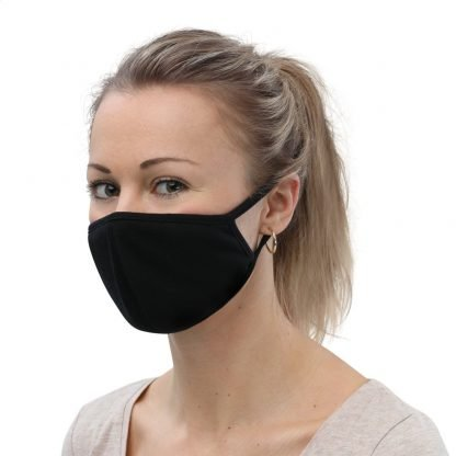 Cool Face mask black