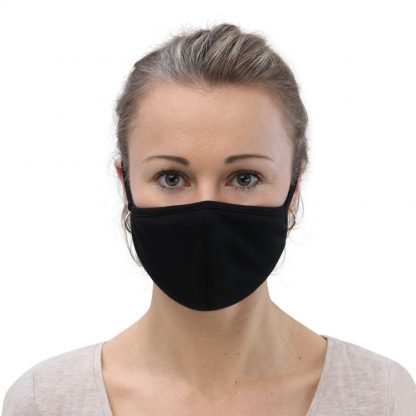 Face mask black female