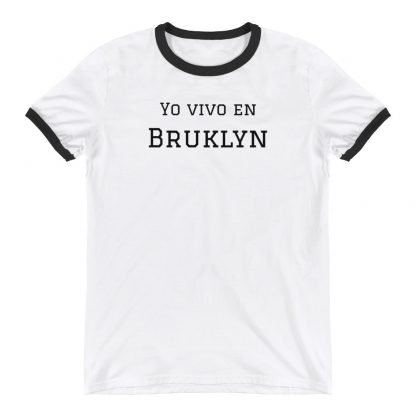 Yo Vivo en Bruklyn T-Shirt
