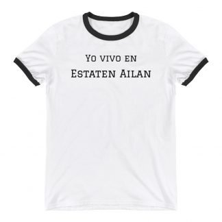 Yo Vivo en Estaten Ailan T-Shirt