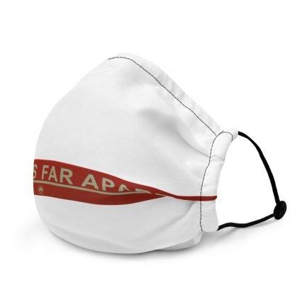 keep this far apart face mask