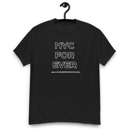 NYC Forever Tshirt Black