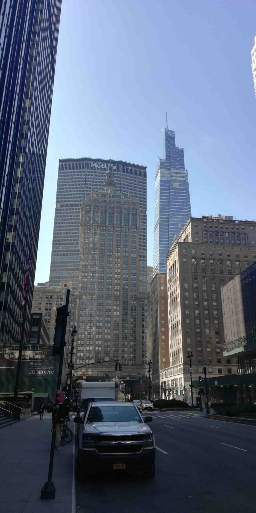 MetLife Building at Grand Central